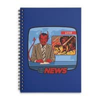 Breaking News - spiral-notebook - small view