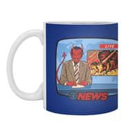 Breaking News - white-mug - small view