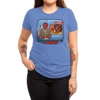 Breaking News - womens-triblend-tee - small view