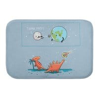 Think fast - bath-mat - small view