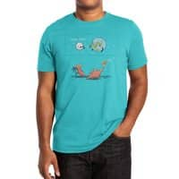 Think fast - mens-extra-soft-tee - small view