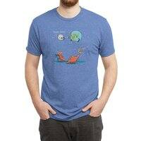 Think fast - mens-triblend-tee - small view