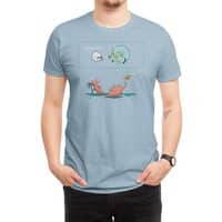 Think fast - mens-regular-tee - small view