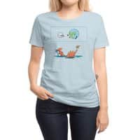 Think fast - womens-regular-tee - small view