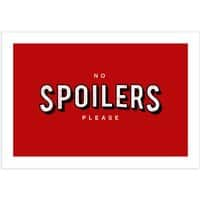No Spoilers - small view