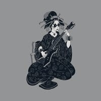 Black Metal Geisha - small view