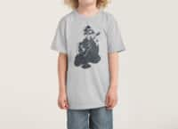 Black Metal Geisha - kids-tee - small view