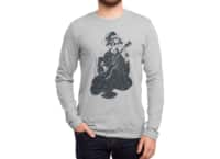Black Metal Geisha - mens-long-sleeve-tee - small view