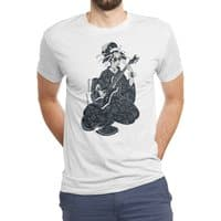 Black Metal Geisha - mens-triblend-tee - small view