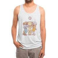 Water cooler talk - mens-triblend-tank - small view