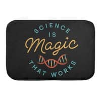 Science is Magic - bath-mat - small view