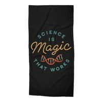 Science is Magic - beach-towel - small view