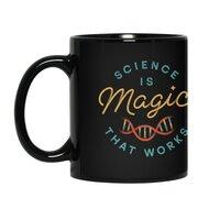 Science is Magic - black-mug - small view