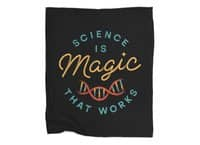 Science is Magic - blanket - small view
