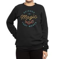 Science is Magic - crew-sweatshirt - small view
