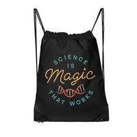 Science is Magic - drawstring-bag - small view