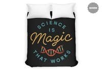 Science is Magic - duvet-cover - small view