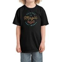 Science is Magic - kids-tee - small view