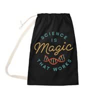 Science is Magic - laundry-bag - small view