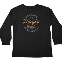 Science is Magic - longsleeve - small view