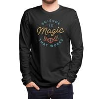 Science is Magic - mens-long-sleeve-tee - small view