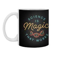 Science is Magic - white-mug - small view