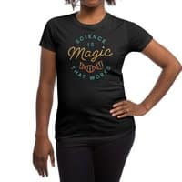 Science is Magic - womens-regular-tee - small view
