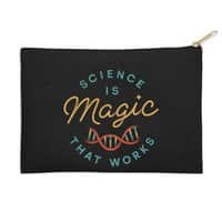 Science is Magic - zip-pouch - small view