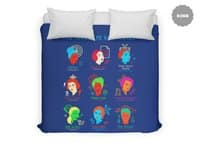 She Blinded Me with Science - duvet-cover - small view