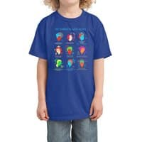 She Blinded Me with Science - kids-tee - small view
