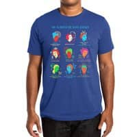 She Blinded Me with Science - mens-extra-soft-tee - small view