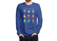 She Blinded Me with Science - mens-long-sleeve-tee - small view