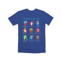 She Blinded Me with Science - mens-premium-tee - small view