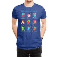 She Blinded Me with Science - mens-regular-tee - small view