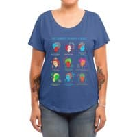 She Blinded Me with Science - womens-dolman - small view