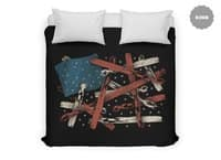 Law & Disorder - duvet-cover - small view
