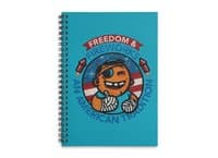 Fun with Fireworks - spiral-notebook - small view