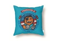 Fun with Fireworks - throw-pillow - small view