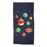 Joy to the Universe - beach-towel - small view