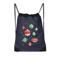 Joy to the Universe - drawstring-bag - small view