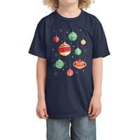 Joy to the Universe - kids-tee - small view