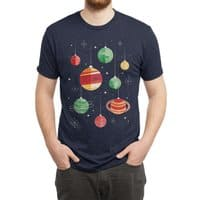 Joy to the Universe - mens-triblend-tee - small view