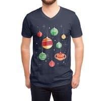 Joy to the Universe - vneck - small view
