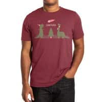 Merry Extinction  - mens-extra-soft-tee - small view