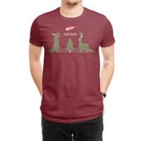 Merry Extinction  - mens-regular-tee - small view