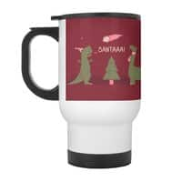 Merry Extinction  - travel-mug-with-handle - small view