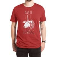 Baaah Humbug - mens-extra-soft-tee - small view