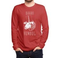 Baaah Humbug - mens-long-sleeve-tee - small view