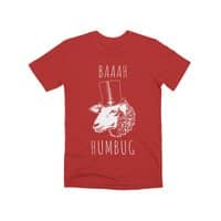 Baaah Humbug - mens-premium-tee - small view