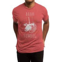 Baaah Humbug - mens-triblend-tee - small view